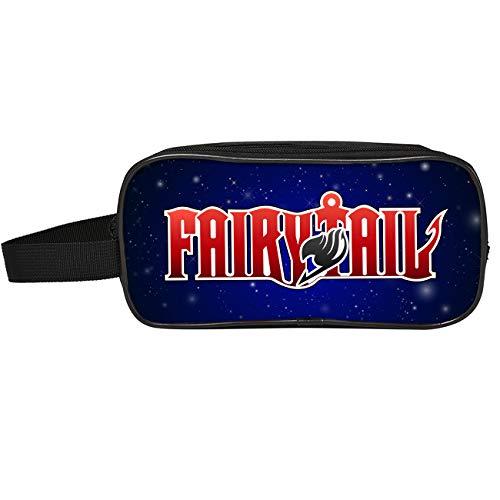 Fairy Tail Astuccio per Matite Astuccio for matite Anime Astuccio for penne Astucci for matite Borsa...