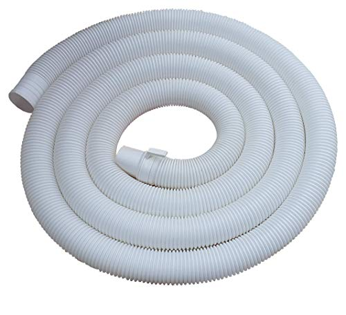 Irkaja 3 Meter Top Load Fully & Semi Automatic Washing Machine Flexible Waste Water Outlet Drain Hose Pipe/Extension Pipe (3m)
