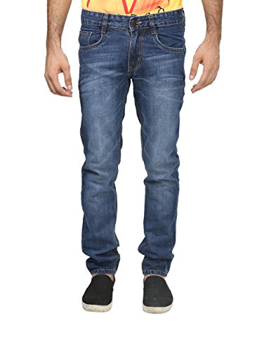 Trendy Trotters Mens Denim Jeans (Ttj1Lnl-H30 _Blue _30)
