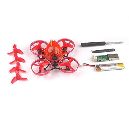 Kongqiabona Happymodel Snapper6 65mm Micro 1S Brushless FPV Racing RC Drone Quadcopter con F3 OSD BLHeli_S 5A ESC BNF Version