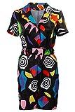 MingoTor Stranger Things 3 Eleven Kleid Cosplay Kostüm Damen S