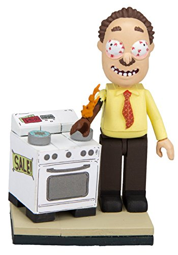 Rick and Morty Ants in My Eyes Johnson's Electronics Construction Set