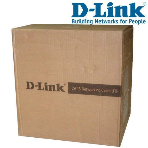 D-Link Cat 6 Networking Cable UTP Outdoor 100 meters