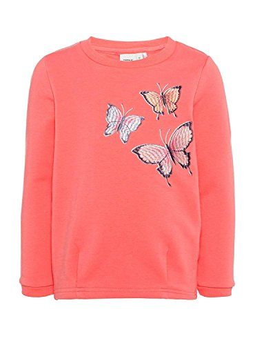NAME IT Sudadera Fgiben Coral 92 Coral