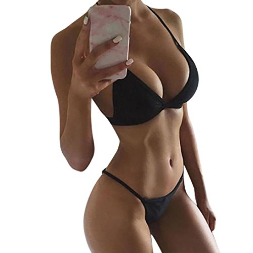 5b799ec7664 ... Bandage Brazilian Bathing Swimsuit Vintage Push-up Padded Bra Thong Bikini  Set Bathing Suit Swinwear Beachwear. Sale! On Sale
