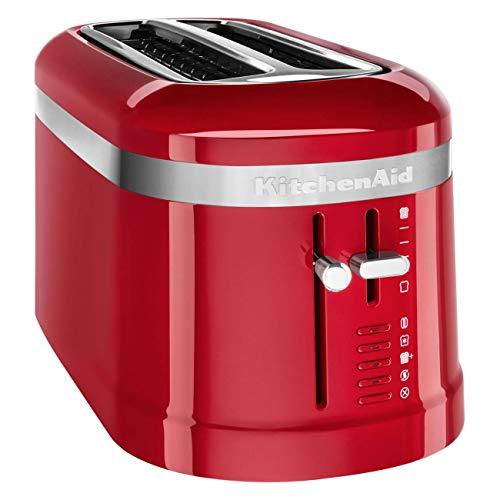 KitchenAid 5KMT5115EER tostapane 2 fetta/e Rosso 1500 W