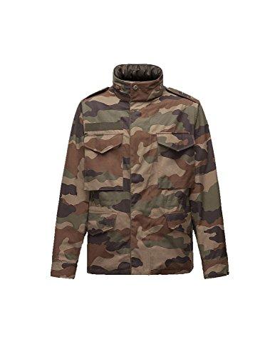 7526eec387cf3 Moncler Jacket – Mens Saturne Jacket in Camo | Virtual Shop It