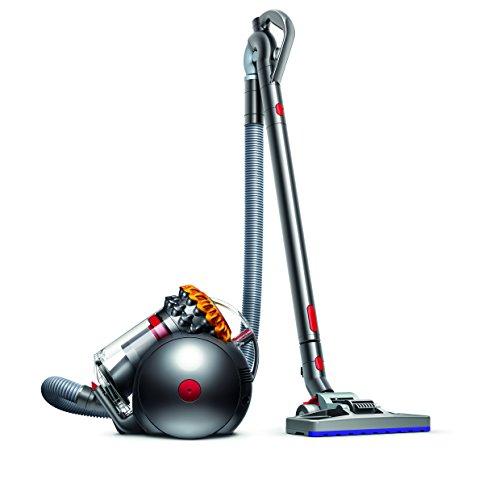 Dyson-Big-Ball-Multifloor-Aspirateur-sans-sac-Garantie-5-ans-JauneGris-4-accessoires