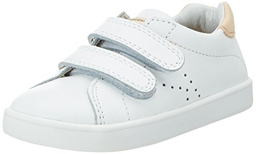 Kavat Unisex-Kinder Södertälje Sneaker, Weiß (White), 24 EU