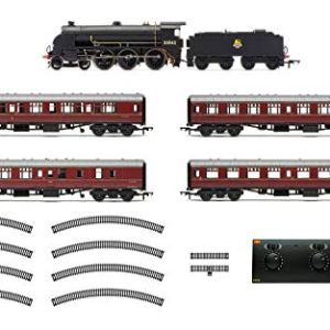 Hornby R1258 Signature Holiday Special Train Set 41ASIzBId 2BL