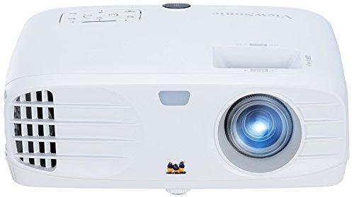Viewsonic PG705HD Business DLP Projektor (Full-HD, 4.000 ANSI Lumen, HDMI, USB, 10 Watt Lautsprecher, 1.2x optischer Zoom) Weiß