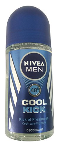 Nivea Deo Cool Kick Roll On, 50 ml