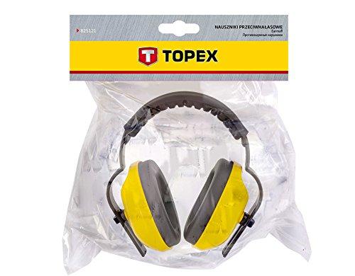 Topex 82S122 Orejeras de protección auditiva