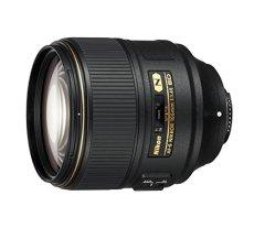 Nikon AF-S 105MM F/1.4E ED - Objetivo para montura F (distancia focal 105 mm, apertura f/1.4) negro
