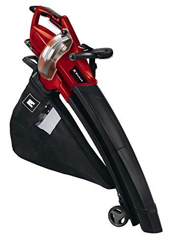 Einhell GE-EL 3000 E - Aspirador-soplador triturador eléctrico, saco de 50 l, 300Km/h, 3000 W (ref.3433225)