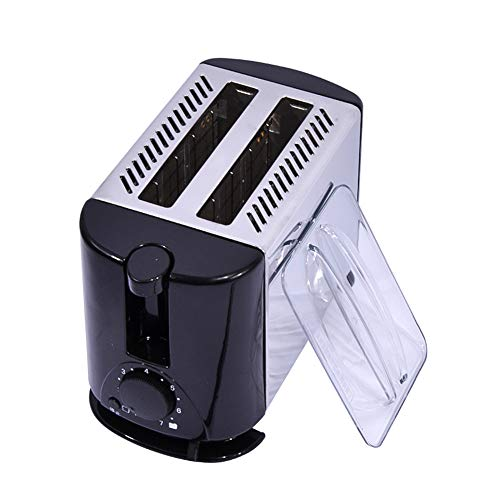 GRASSAIR In Acciaio Inox Pane Tostapane Maker Sandwich 220V 500W 2 Fette File Automatic Toast...