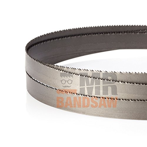 1435 x 13 x 0.65mm x 10/14 TPI M42 Bimetal cuchilla para sierra de cinta