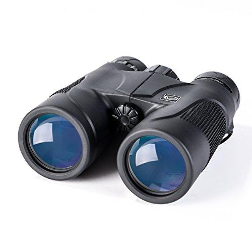 K&F Concept Jumelles 10X42 HD Binoculaire Prismes en Toit idéal pour Golf,...