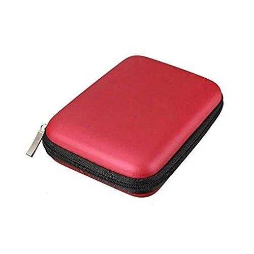 Access-Discount-Custodia rigida antiurto con cerniera, per hard disk esterni portatili da 2,5 '...