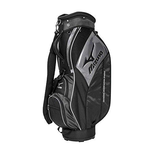 Golfoy Mizuno MRB Caddy Golf Bag (Black/Grey)