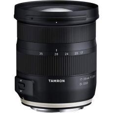 Tamron - Objetivo F 17-35mm F/2.8-4 Di OSD para Canon (Motor de AF silencioso optimizado, f / 2.8 a 22, recubrimientos de flúor y BBAR, 7 Hojas) Negro