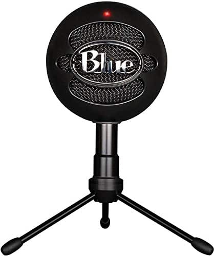 Blue Snowball iCE USB Mikrofon  - Schwarz