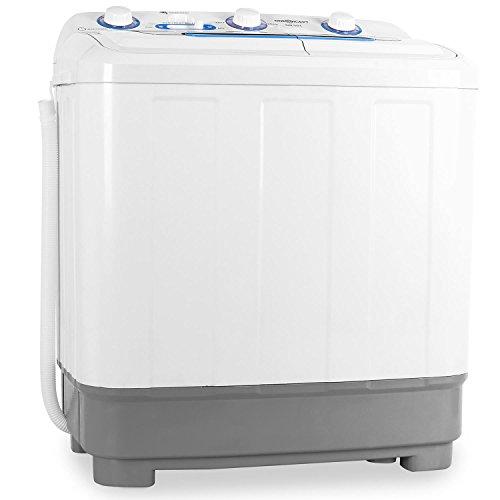 oneConcept DB004 - lavatrice, mini-lavatrice, per campeggiatori, per single, studenti, capacità di...