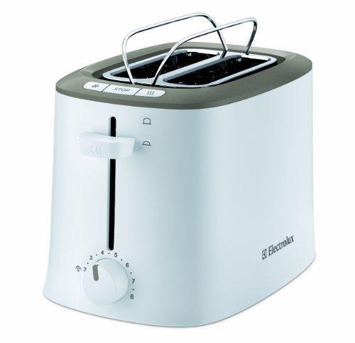 Electrolux EAT 5110 2fetta/e 1050W Bianco tostapane