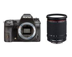 Pentax K-3 Digital SLR kit con objetivo 24 Mpix DA 16-85 mm Negro