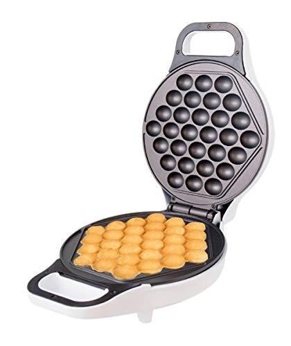 StarBlue Hong Kong Egg Waffle Maker Piastra per Waffle – Macchina per Waffle Stile Hong Kong in...