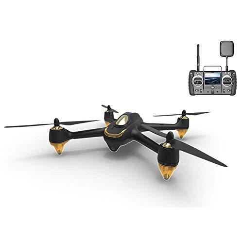 Hubsan H501S X4 Brushless Droni GPS 1080P HD Fotocamera FPV Con H906A Trasmettitore Nero Pro Versione(2 batterie di Droni)