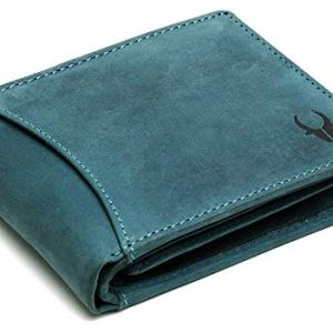 WildHorn® 100% Genuine High Quality Mens Leather Wallet 24  WildHorn® 100% Genuine High Quality Mens Leather Wallet 41BPxGaUt7L