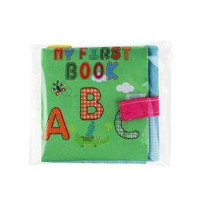 Aiming Infantil del bebé Juguetes Blandos Libros de paño del susurro de Sonido para la Educación Sonajero Cochecito