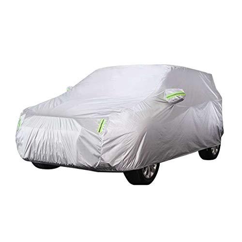 HXGL-Copriauto Compatibile con I Modelli Volkswagen Bora all-Weather Cover Custom Car Addensare...