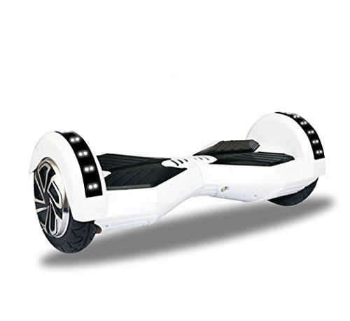 United Trade Hoverboard Elettrico Monopattino Elettrico Autobilanciato, Balance Scooter Skateboard...