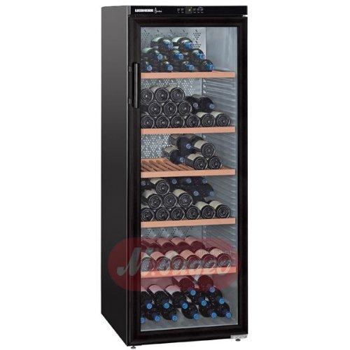 Liebherr WKB 4212 cantina vino Libera installazione Nero 200 bottiglia/bottiglie A