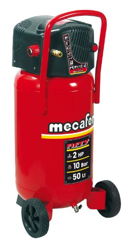 Mecafer 425090 Compresseur 50 L 2 hp fifty mecafer