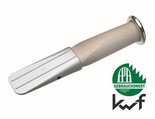 Ochsenkopf OX 45-0650 159886 Hohlkeil Alu glatt komplett mit Holz und Ring, 920 g