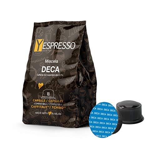 Capsule CAFFITALY compatibili (DECA, 80)