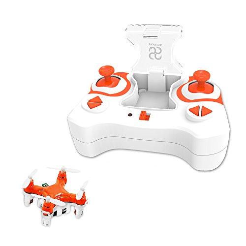 SKYKING Mini Drone S-007 Telecomando UAV 2.4GHz Piccolo UFO con Giroscopio Regalo per bambini...