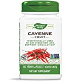 Nature's Way - Cayenne, 450 mg, 180 capsules by Nature's Way