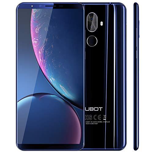 "CUBOT X18 PLUS Pantalla 18:9/5.99"" Teléfono Libre 4GB+64GB Azul【CUBOT OFICIAL】"