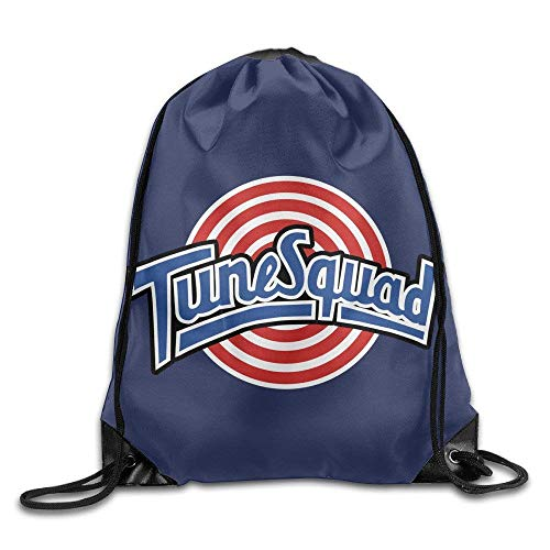 Etryrt Coulisse Sacchetto,Sacca Coulisse Zaino,Sacca Sportiva, Tune Squad Logo Drawstring Backpack...
