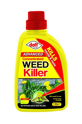 DOFF - Glifosato Herbicida Concentrado, 1L