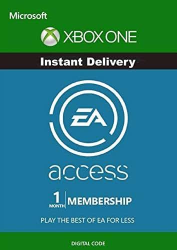 für Xbox One – EA Access 1 Monat – Region frei – Digitaler Schlüssel