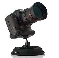 OctoPad XL: Base de Soporte Universal más Grande/Trípode de Mesa/Mini Trípode para cámaras y tabletas, Incluye Cabeza esférica