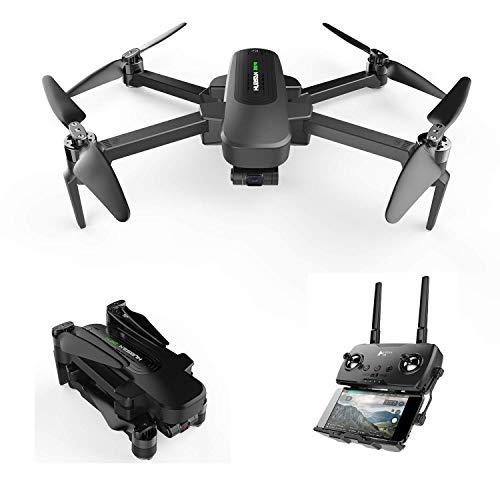 HUBSAN Zino PRO GPS FPV Pieghevole Drone 4K Telecamera con 3 Assi Gimbal 4KM 23 Minuti WiFi App Controllo