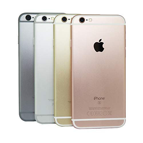 Apple iPhone 6s 64GB Gris Espacial (Reacondicionado)