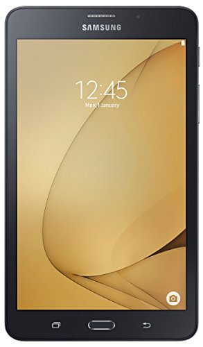 Samsung Galaxy Tab A 7.0 Tablet (7 inch, 8GB, Wi-Fi + 4G LTE + Voice Calling), Black