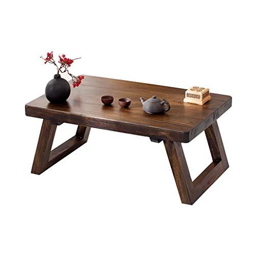 WSY Tavolino da Salotto Tavolo Tatami Kung Fu Tavolo da tè Tavolo da Soggiorno in Legno massello...